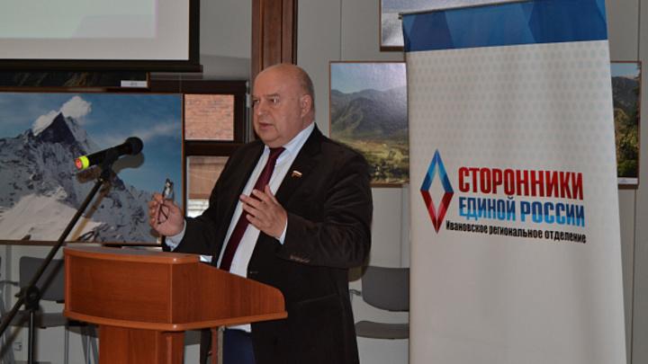 Депутат Алексей Хохлов: Мы не дали сделать Крым непотопляемым авианосцем НАТО