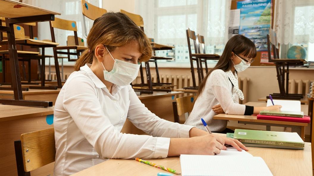 В РФ за20 лет заболеваемость гриппом упала в150 раз
