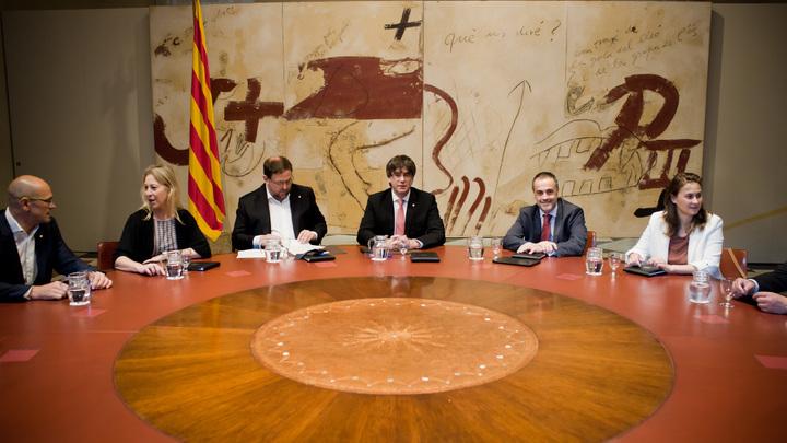 Каталония готова отделиться от Испании