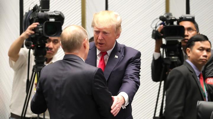 Трамп сам подошел к Путину, говорили 10-15 минут: Кремль об отмененной встрече на G20