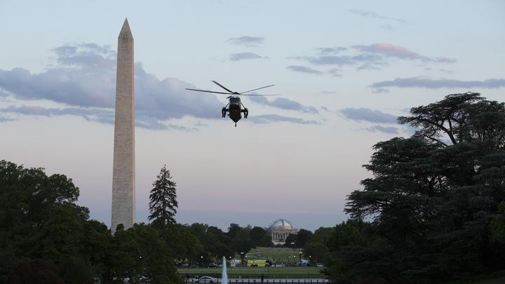 Белый дом эвакуировать, людей не пускать: О письме сотрудникам после народного бунта сообщил CNN