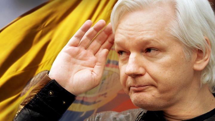 Эквадор готов сдать Ассанжа