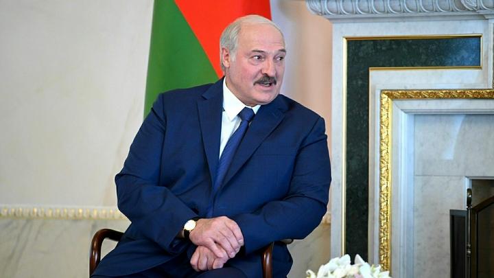 Лукашенко рассказал, кто организует человеческий трафик в Литву