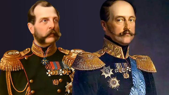 Русский флаг спускаться не должен! Конкурс проектов памятника Императорам Николаю I и Александру II