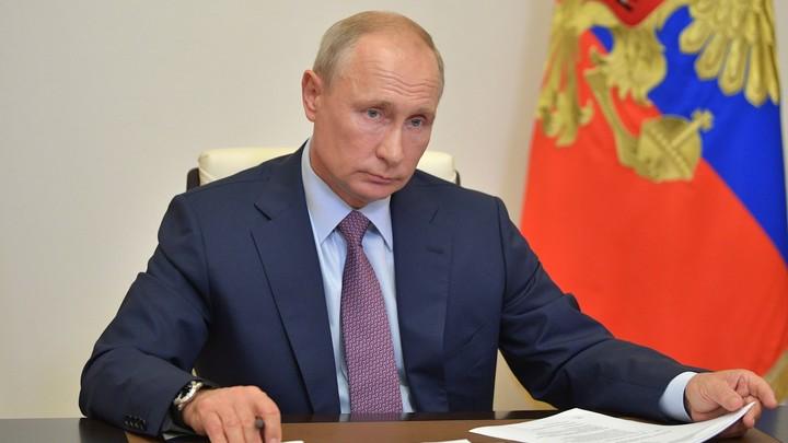 Болото вокруг будет хлюпать: Путин взбодрил чиновников, раздав похвалу и добавив критики