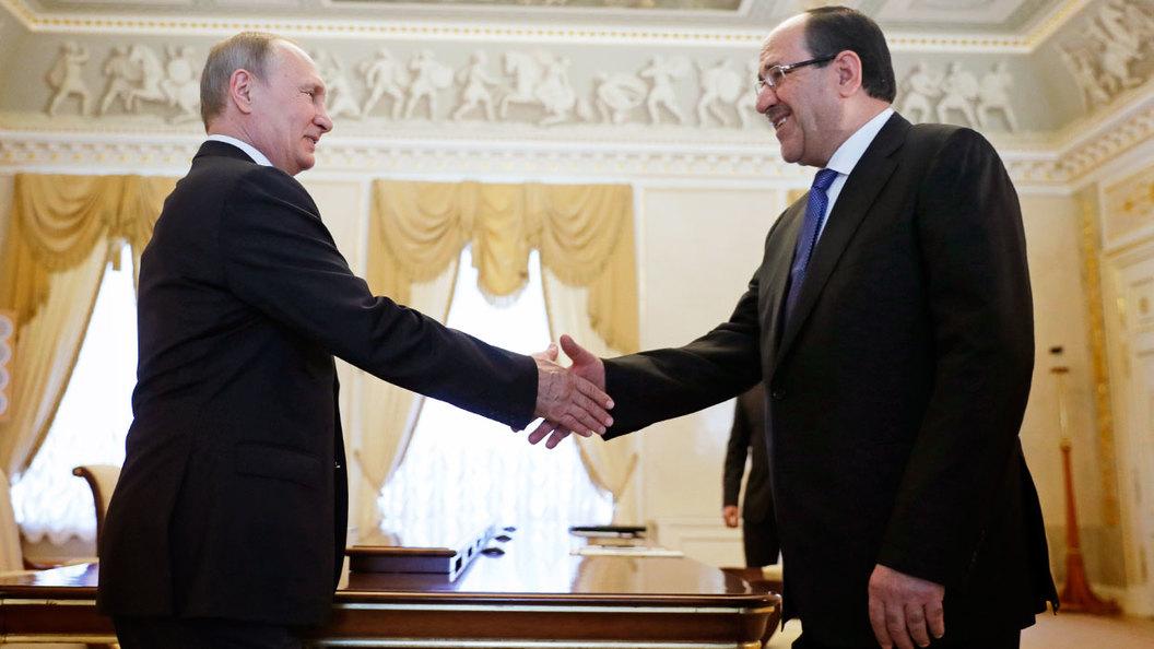 Ирак предложил русскому солдату помыть сапоги в Индийском океане