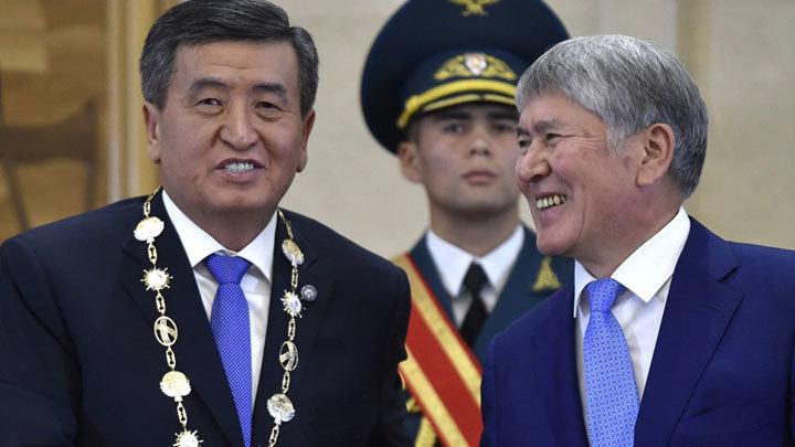 Хоррор, драма и... русская развязка. Что происходит в Киргизии?