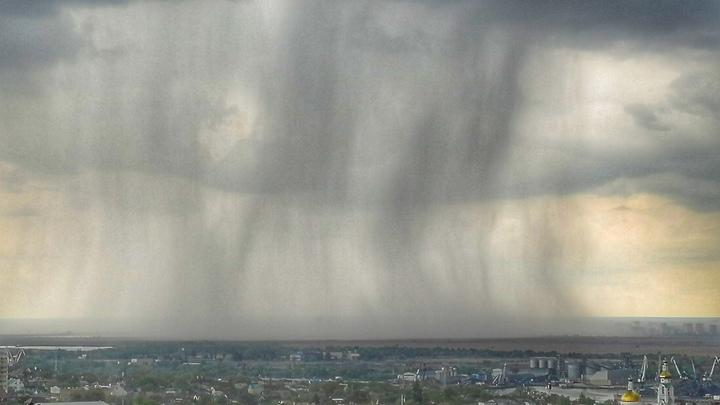 В Ростовской области МЧС объявило штормовое предупреждение