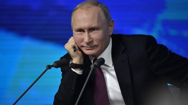 На ком женится Путин и где штаб управления миром? Чем атакуют на Большой пресс-конференции президента России
