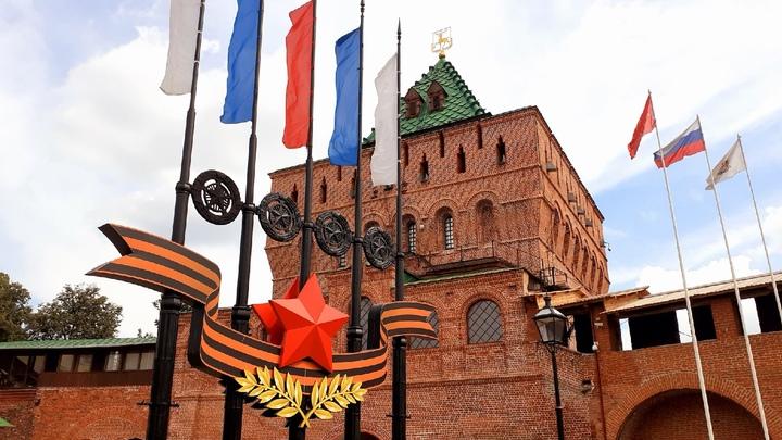 Масштаб работ впечатляет: смотрим на благоустройство в Нижегородском кремле