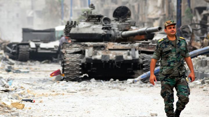 Сирийских военных обучают сотрудники российско-украинско-греческой ЧВК Вега – эксперт
