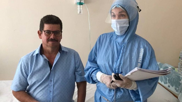 Кубинцы попали в больницу Подмосковья с COVID-19