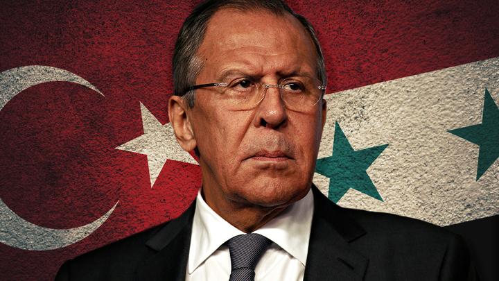 Лавров популярно объяснил Анкаре, что Идлиб - это не Турция