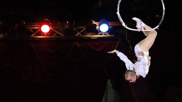 Новосибирский цирк празднует 50-летний юбилей