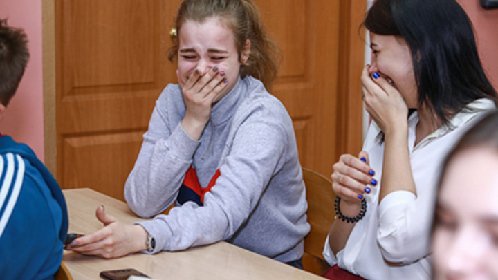 Школьники Тольятти уходят на дистанционное обучение