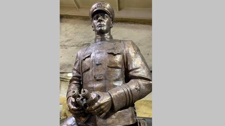 В центре Ростова-на-Дону установят памятник герою сражений за Таганрог и Малую землю Цезарю Куникову