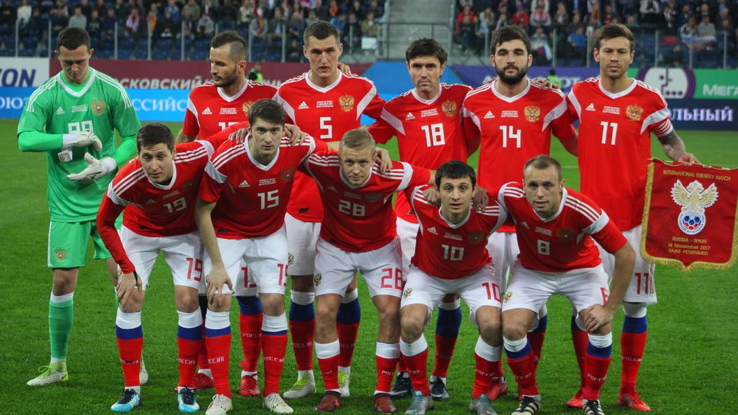 Футболист «Рубина» Камболов вызван всборную Российской Федерации