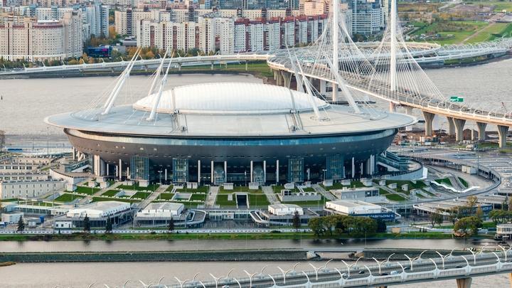 Санкт-Петербург может получить дополнительные матчи плей-офф Евро-2020