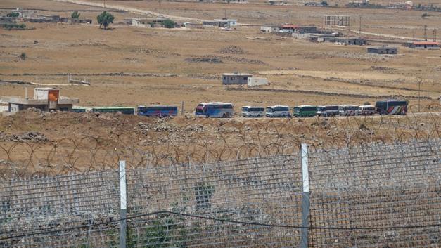 Израильская сирена на Голанах взревела из-за «отзвуков войны» в Сирии