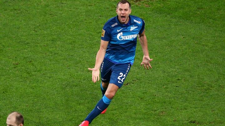 После проигрыша «Лацио» «Зенит» потерял шансы на выход в плей-офф Лиги чемпионов