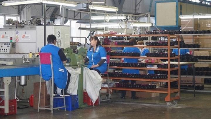 На Кубани обанкротилась обувная фабрика Брис-Босфор