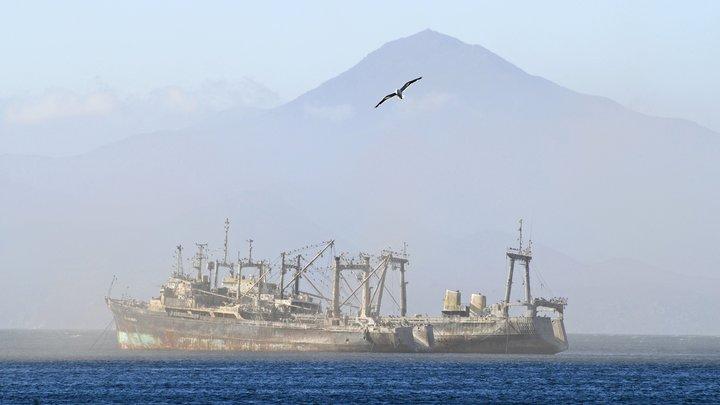 Британские СМИ запугали читателей российским кораблём-призраком у берегов США
