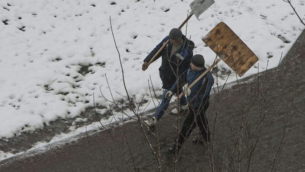 В столице России объявлен желтый уровень опасности из-за ветра иснегопада