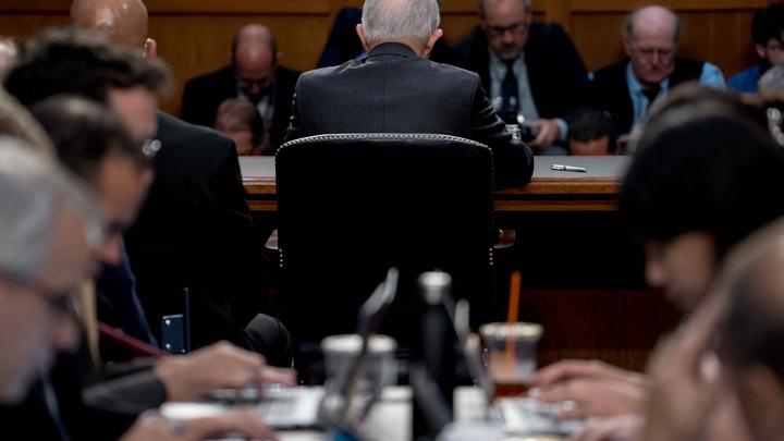 Сенаторы подготовили для Путина и Трампа мелкую провокацию