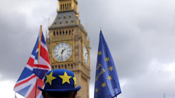 Лондон пообещал блюсти санкционные воззрения ЕС после брексита