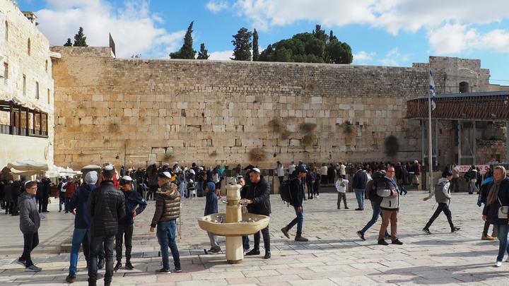 Вашингтон разжигает пламя ненависти: В США Стену Плача назвали территорией Израиля