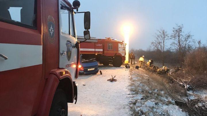 Страшная авария в Ленинградской области: Возбуждено уголовное дело