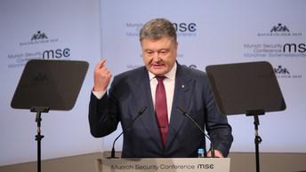 Немецкие СМИ: Заезженная пластинка Порошенко отвернула от Украины весь мир