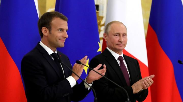 Макрон заявил о сильнейшем качестве Путина