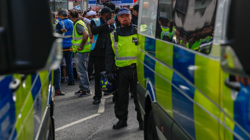 Приезжий из Финляндии пытался устроить теракт в Лондоне - СМИ