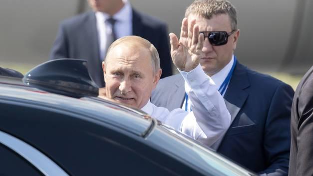 Украинские СМИ второй раз подряд назвали Путина президентом Украины - фото