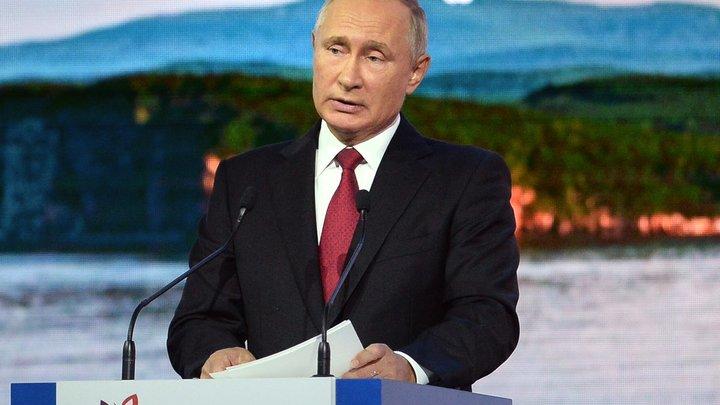«По поручению отряда»: Путина назначили вожатым детского лагеря во Владивостоке