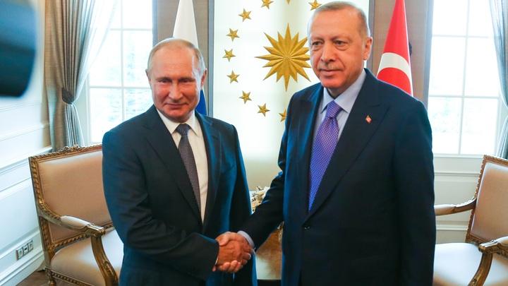 После угроз Трампа Турция договорилась с Россией об отказе от доллара