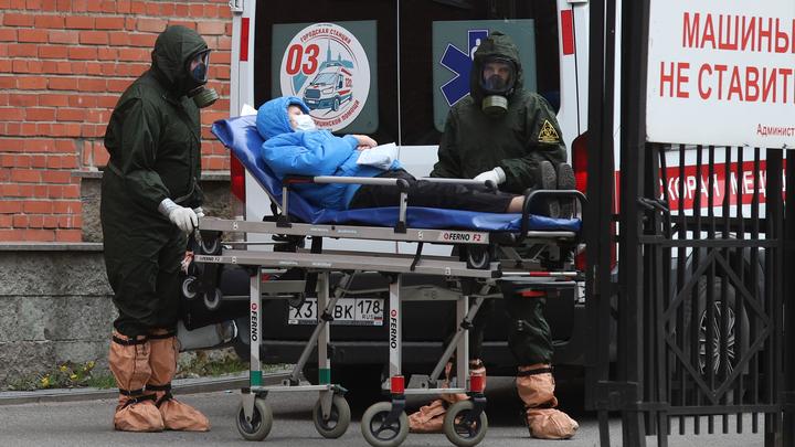 Счёт уже на десятки: В Минздраве назвали число погибших от COVID-19 медиков