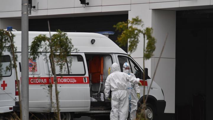 Врач из красной зоны о первом шоке пандемии: Наше главное оружие буквально убивало людей