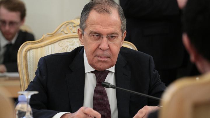 Лавров рассказал о нюансах на встрече с Климкиным