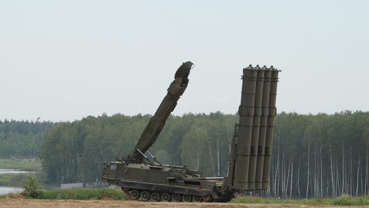 Российские ЗРК в Сирии американцы восприняли как собственную угрозу