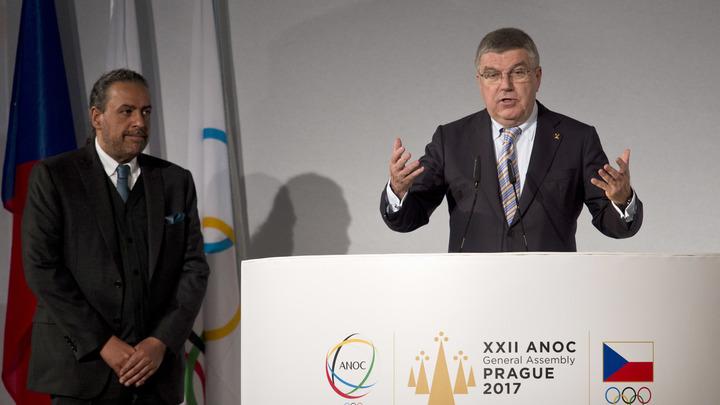 В конце ноября МОК рассмотрит обвинения в адрес трех российских биатлонистов