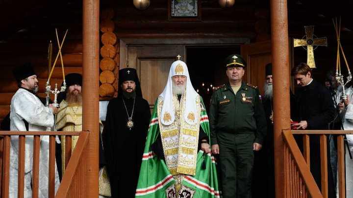 Русский Север встречает своего Патриарха