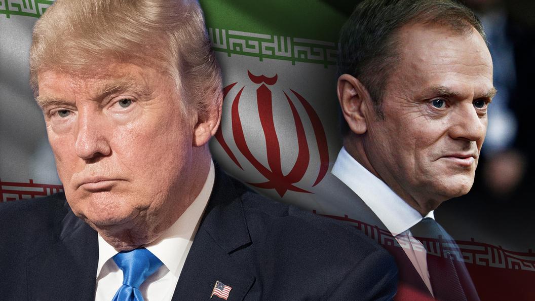 Ради иранского газа Евросоюз копает под доллар