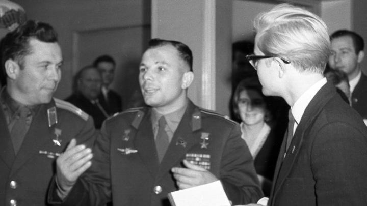 Скончался друг и соратник Юрия Гагарина Георгий Мосолов