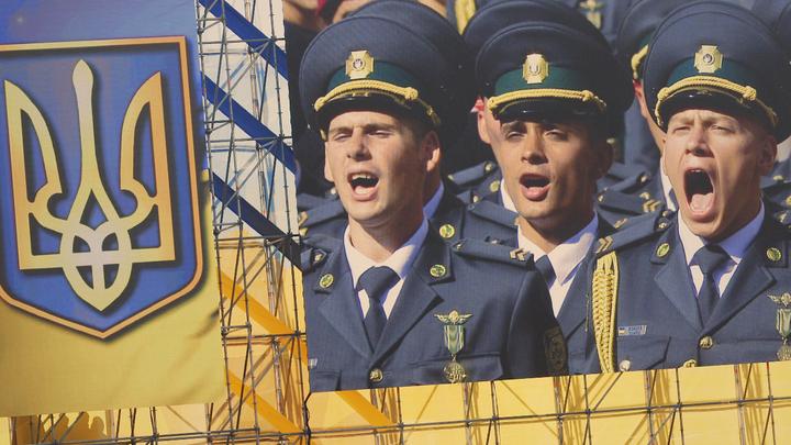 «Тот самый стыд»: Соцсети о военном параде в Киеве