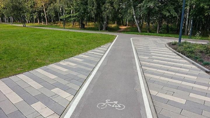 В Балашихе построят 87 километров велодорожек