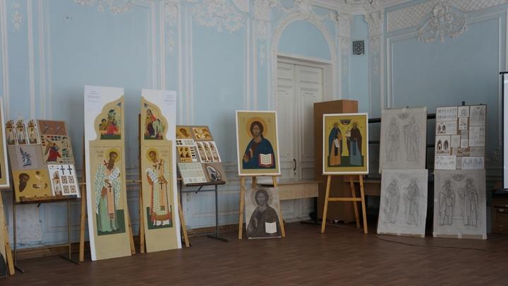 В Ростовском училище имени Грекова состоялся первый выпуск иконописцев Донской духовной семинарии