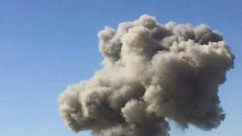 В Томске сняли на видео огненный шар при взрывеэлектроподстанции