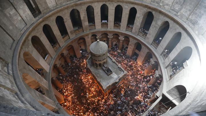 Каждый сможет увидеть схождение Благодатного огня. Найден способ обмануть COVID-19